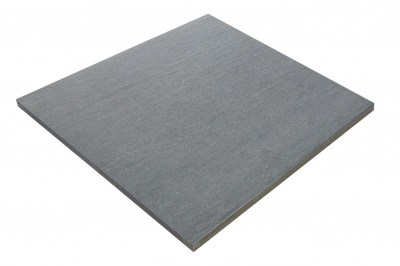 Terrastegel 60x60x2 cm, Dusty Black
